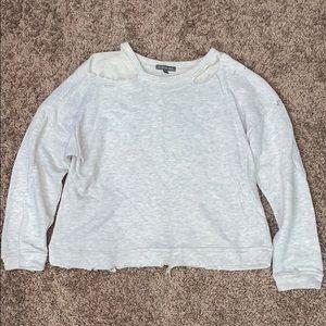 Don't Ask Me Why Crew neck sweatshirt